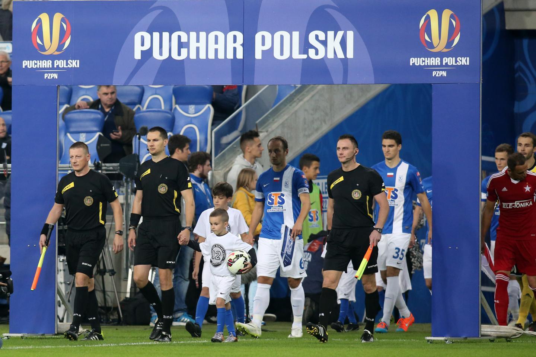 Lech Poznań - Wisła Kraków 2:0 (24.09.2014)