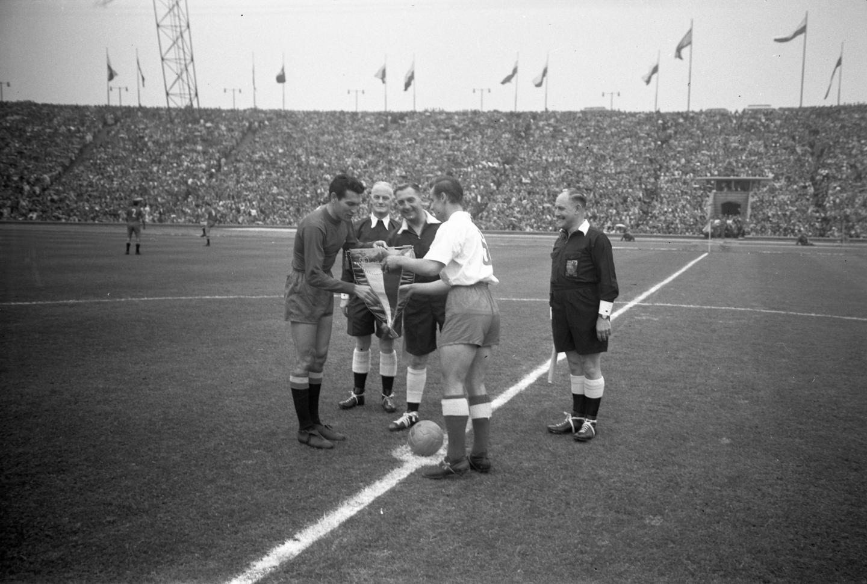 Polska - Hiszpania 2:4 (28.06.1959)