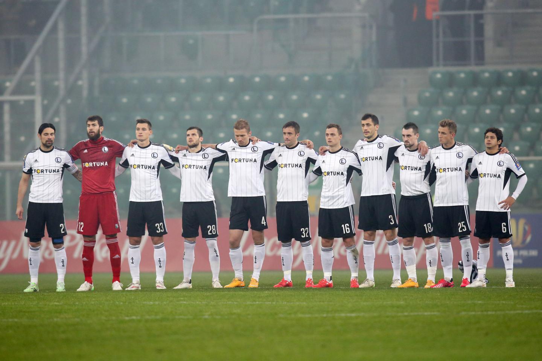 Śląsk Wrocław - Legia Warszawa 1:1 (12.02.2015)