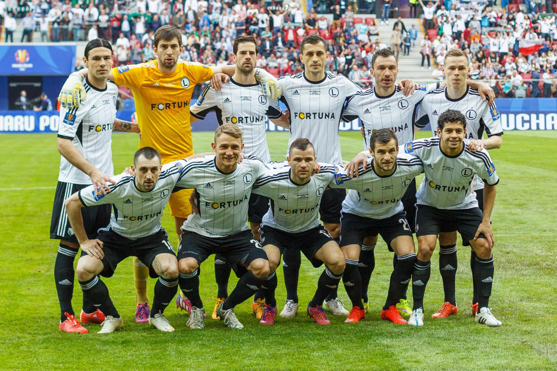 Lech Poznań - Legia Warszawa 1:2 (02.05.2015)