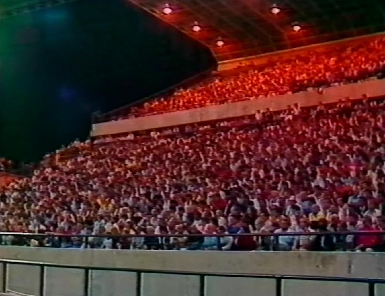 River Plate Buenos Aires - Kadra PZPN 5:4 (08.02.1986)