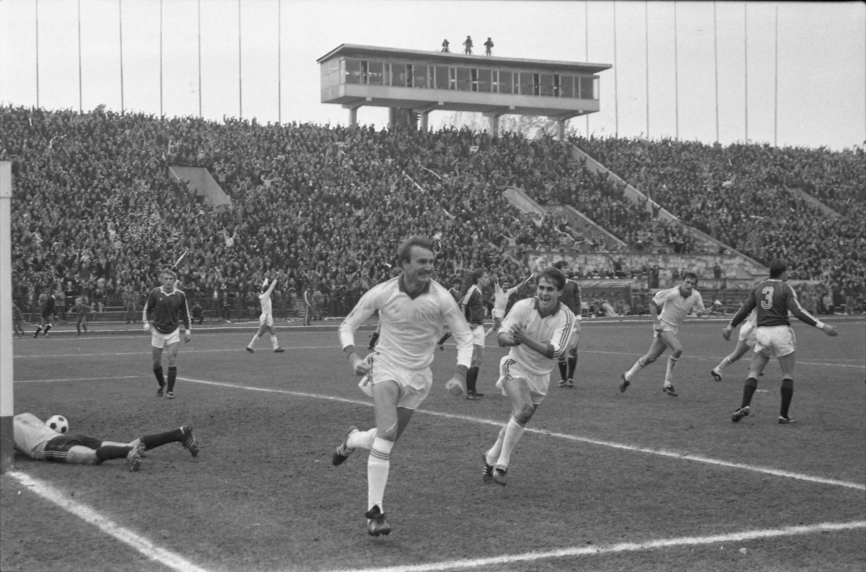 Widzew Łódź - Sparta Praga 1:0 (19.10.1983) Roman Wójcicki