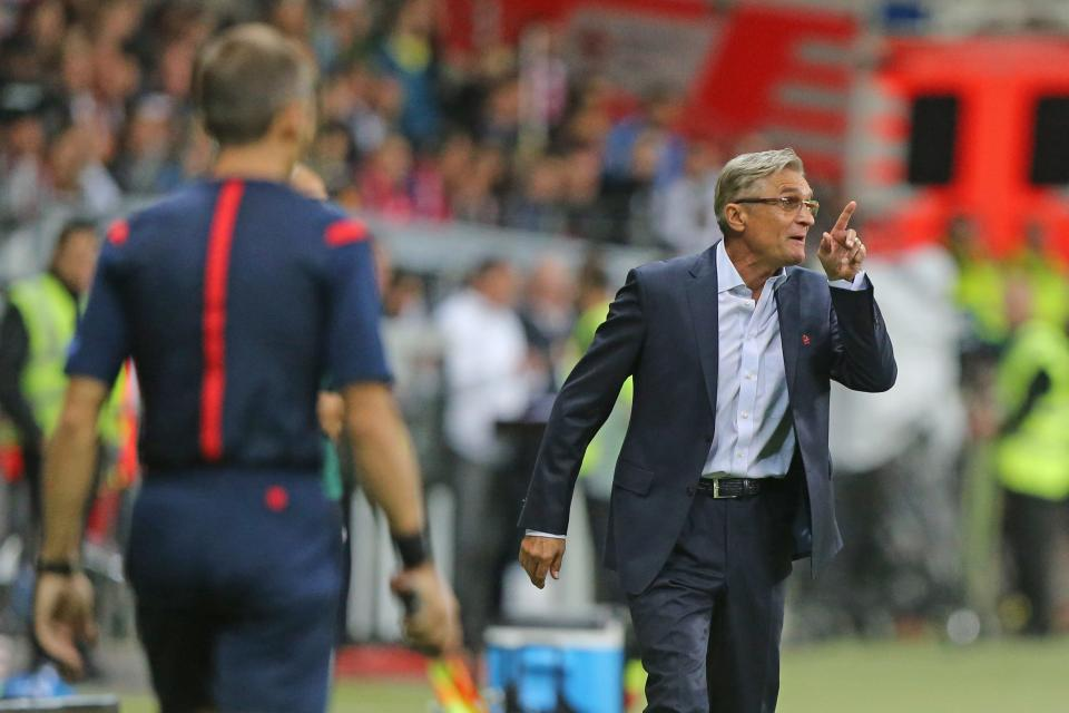 Niemcy - Polska 3:1 (04.09.2015)
