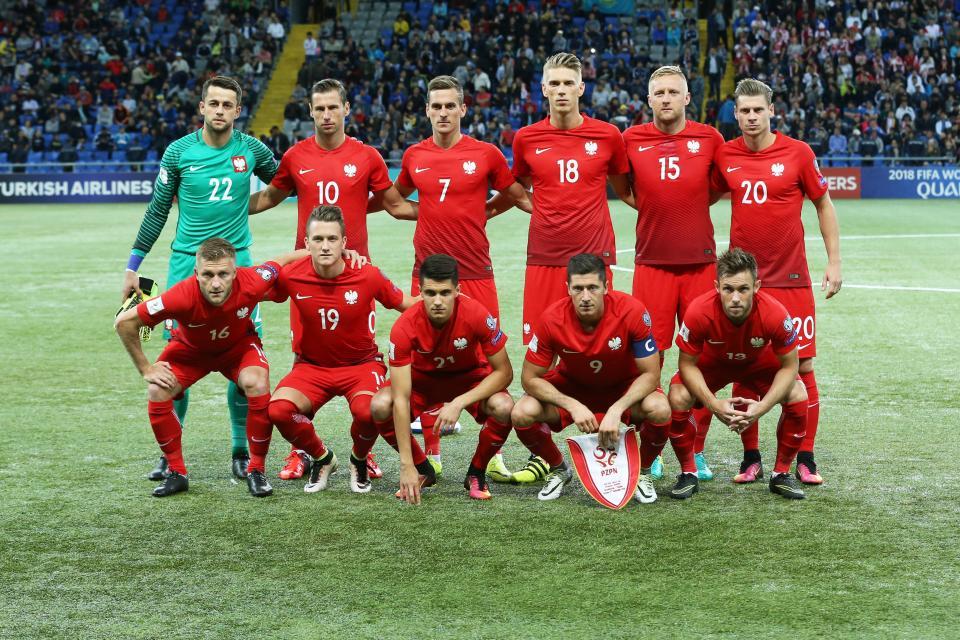 Kazachstan - Polska 2:2 (04.09.2016)