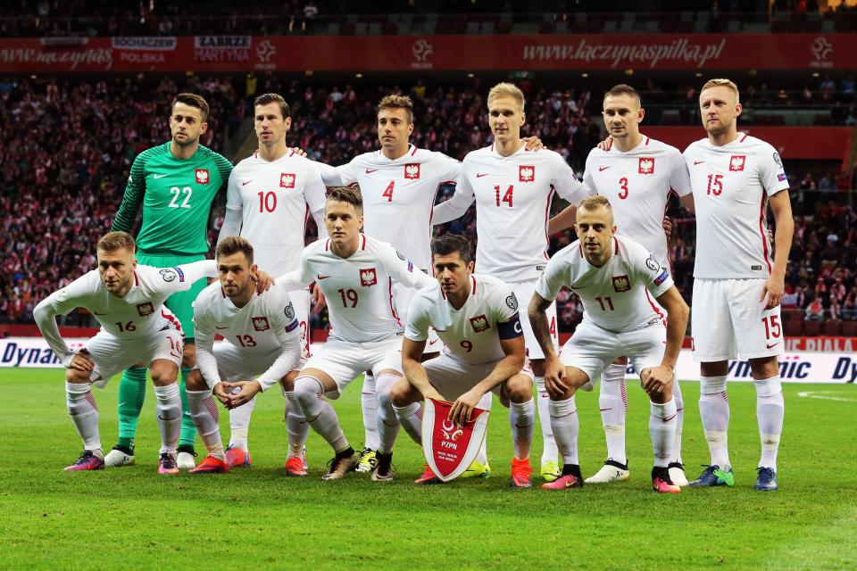 Polska - Armenia (11.10.2016)