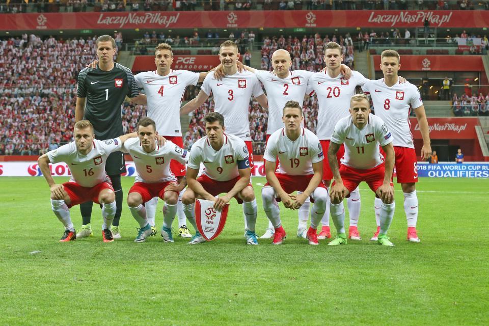 Polska - Rumunia 10.06.2017