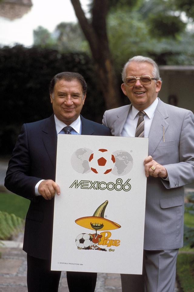 mistrzostwa świata mexico 1986