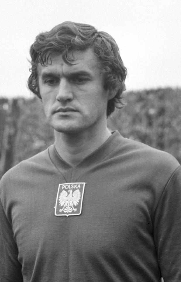 Włodzimierz Lubański.