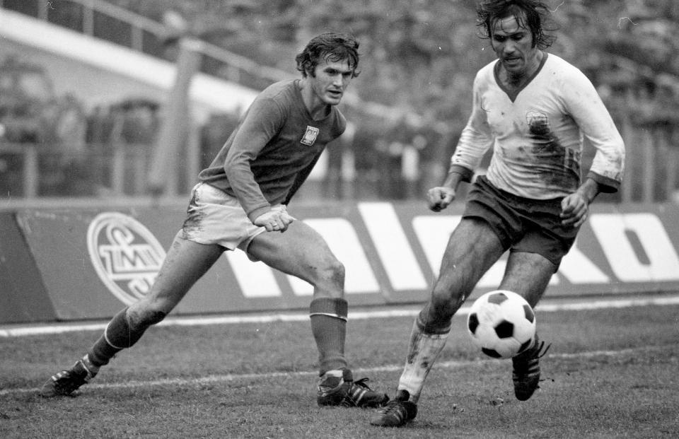 Mecz z Cyprem był dla Włodzimierza Lubańskiego pierwszym w reprezentacji po ponad trzech latach przerwy.