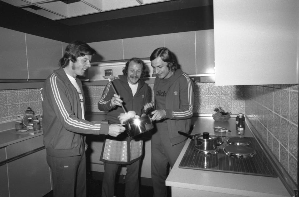 Polska - mistrzostwa świata 1974 - Murrhardt