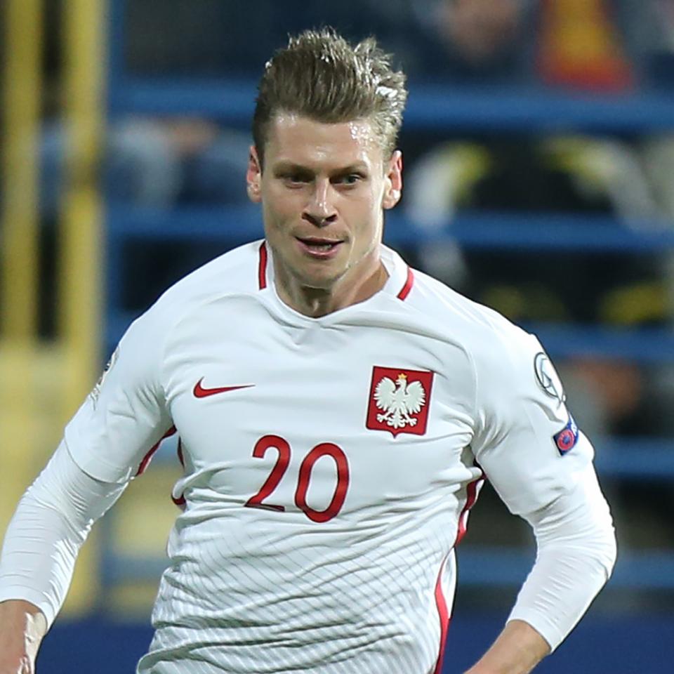 Czarnogóra - Polska 1:2 (26.03.2017)
