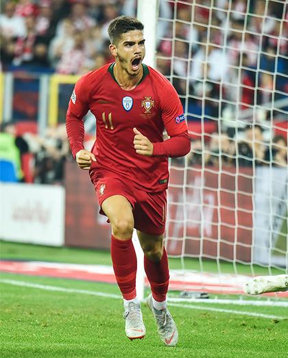 Portugalia - Polska 1:1 (20.11.2018)