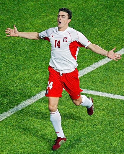 Marcin Żewłakow.