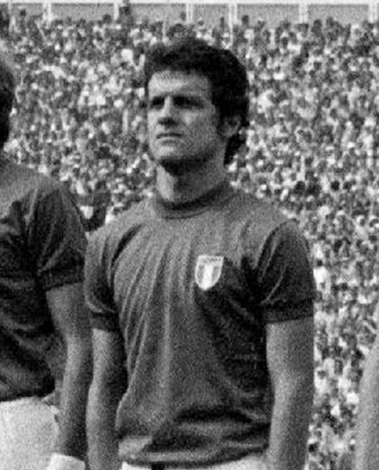 Polska - Włochy (23.06.1974) - Fabio Capello