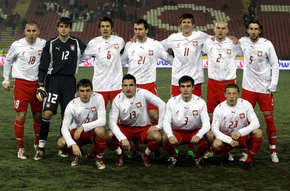 Serbia - Polska 2:2, 21.11.2007