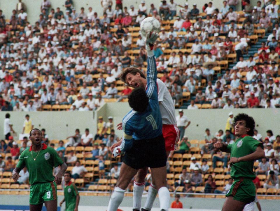 Polska - Maroko (02.06.1986)