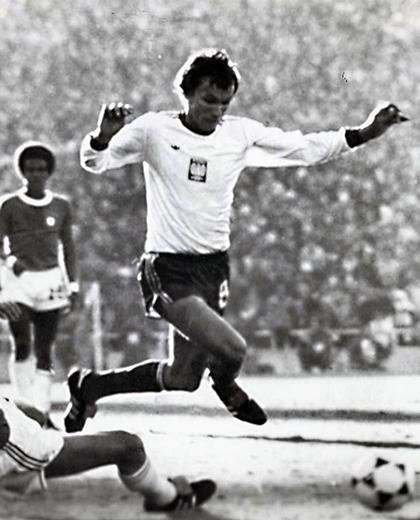 Polska - Brazylia (21.06.1978), porównanie osób henryk kasperczak