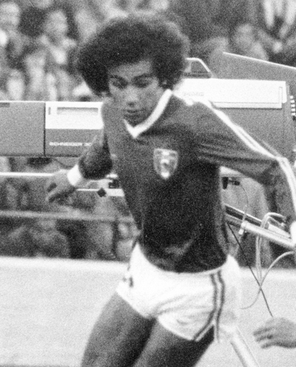 Hugo Sanchez.