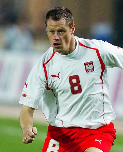 Jacek Krzynówek.