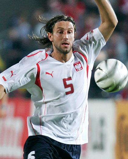 Kamil Kosowski (w meczu z Austrią 3:2, el. MŚ 2006)