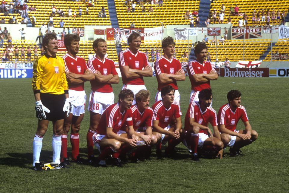 Polska - Anglia 0:3, 11.06.1986