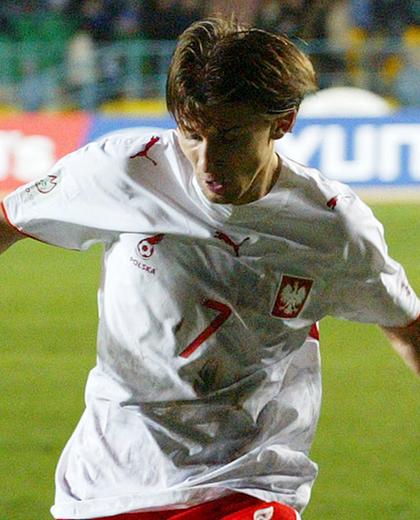 Euzebiusz Smolarek (Kazachstan - Polska 0:1, 07.10.2006)