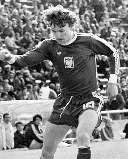 Zbigniew Boniek.