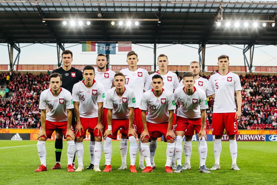 Senegal - Polska 0:0 MŚ U20 (29.05.2019)