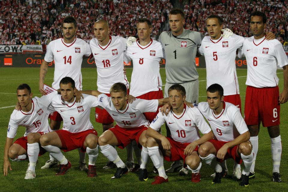 Polska - Irlandia Północna 1:1, 05.09.2009