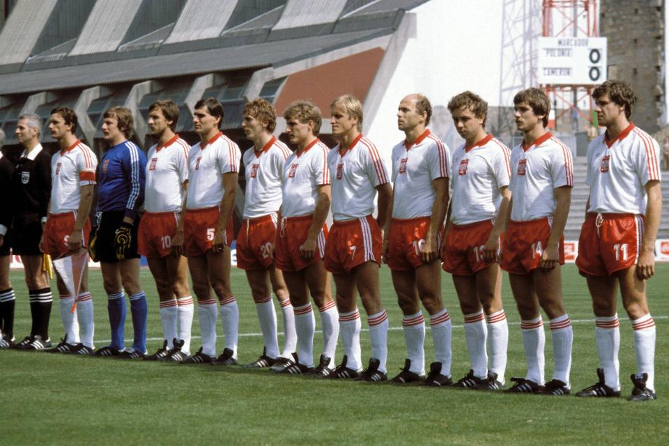 Polska - Kamerun 19.06.1982