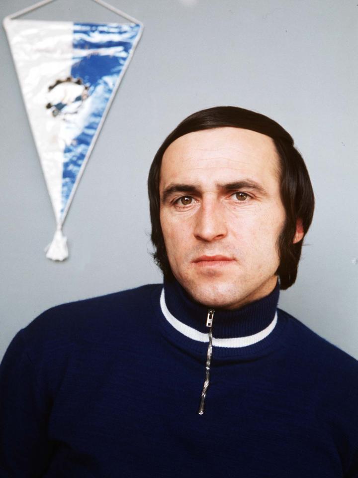 Jan Domarski.