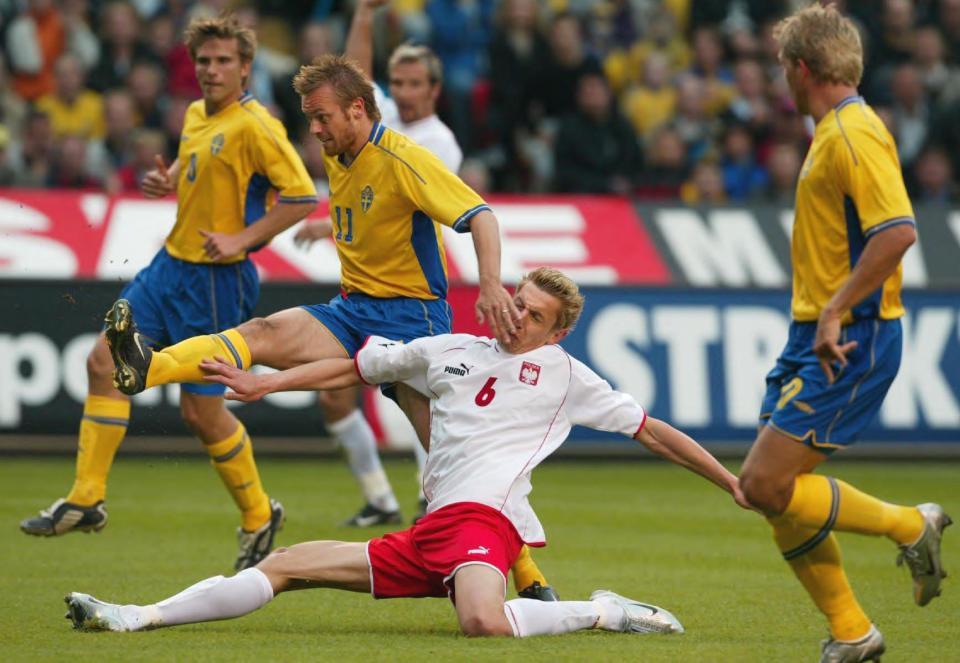 Szwecja - Polska 3:0 (11.06.2003)
