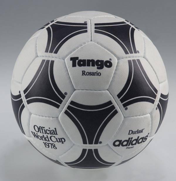 Tango - oficjalna piłka MŚ 1978