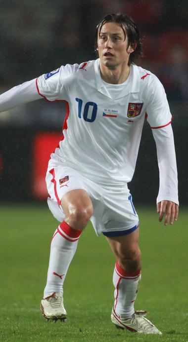 Tomáš Rosický.