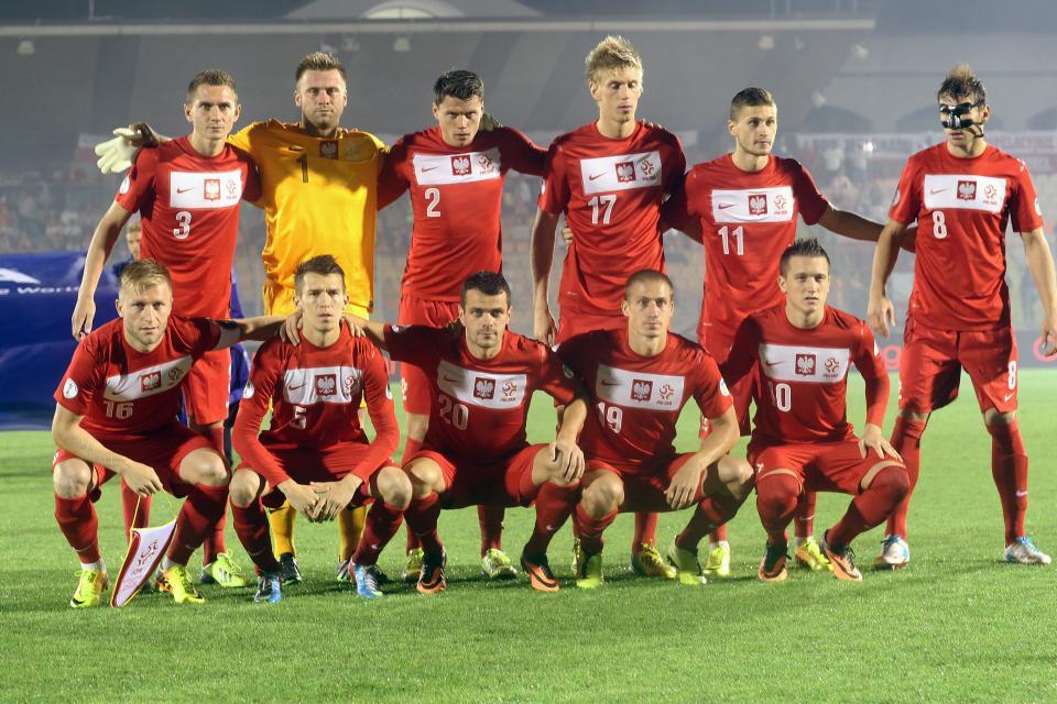 San Marino - Polska 10.09.2013