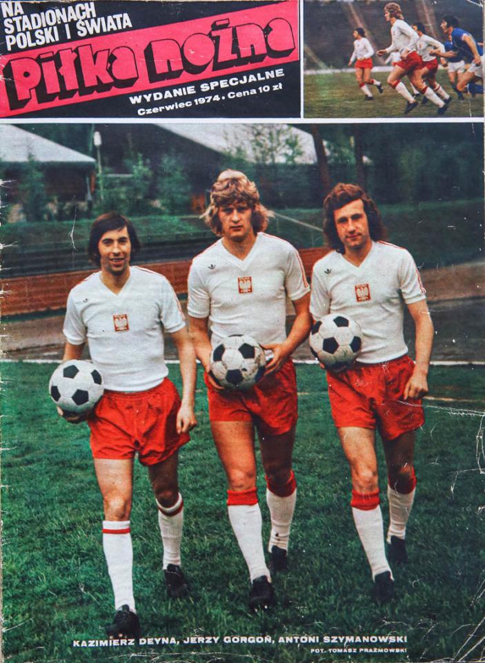 Piłka Nożna - wydanie specjalne przed mistrzostwami świata 1974