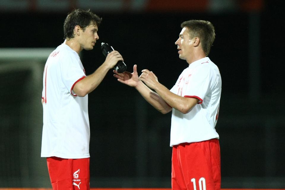 Radosław Matusiak i Łukasz Garguła.