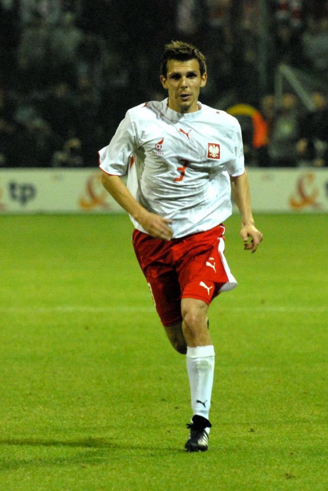 Porównanie piłkarzy, Polska - Węgry (17.10.2007), Tomasz Kiełbowicz