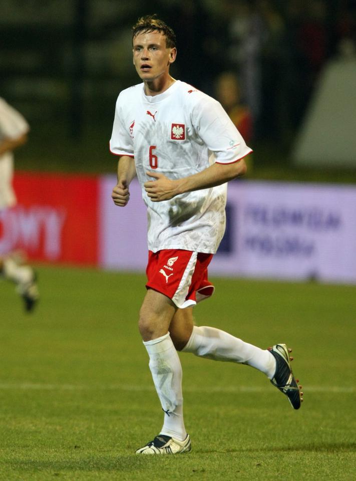 Porównanie piłkarzy - Tomasz Zahorski - Polska - Węgry (17.10.2007)