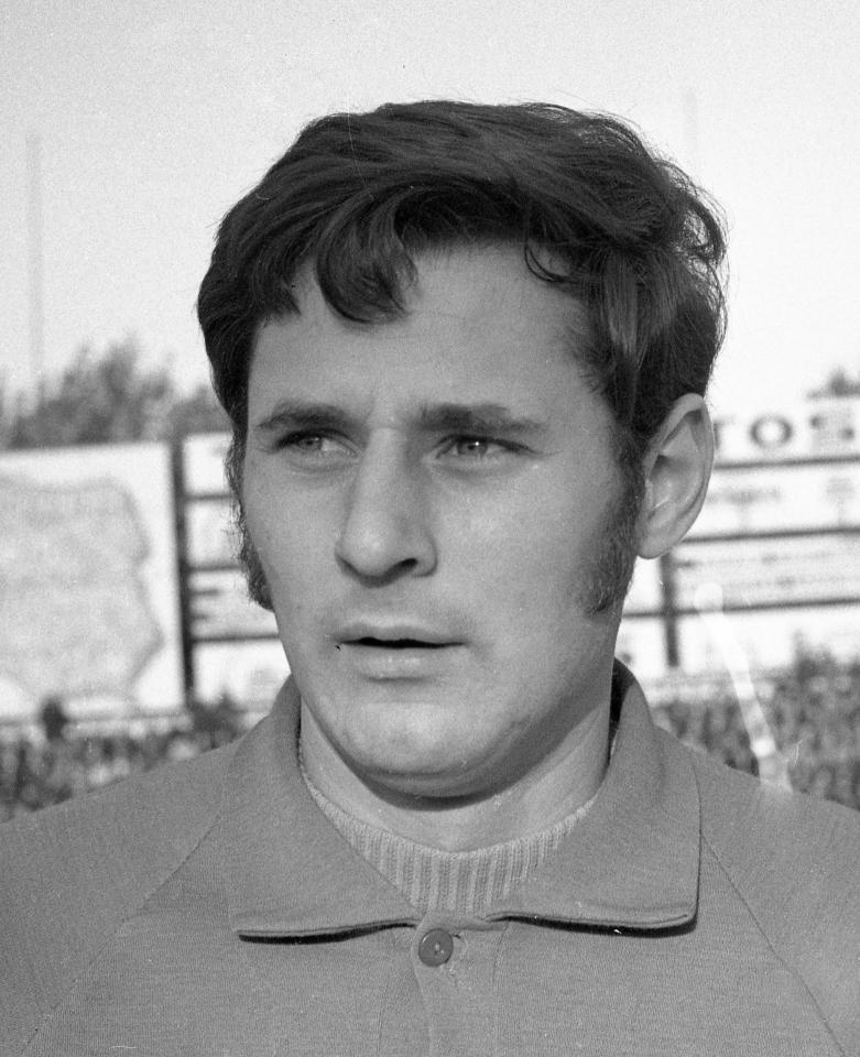 Jan Tomaszewski.