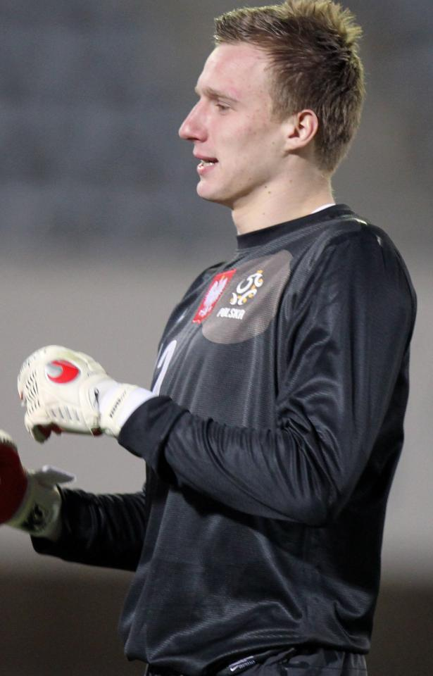 Jakub Słowik.