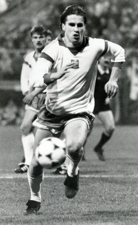 Dariusz Dziekanowski.
