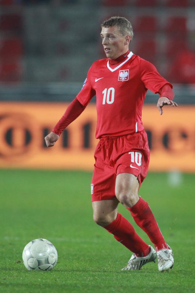 Maciej Iwański.