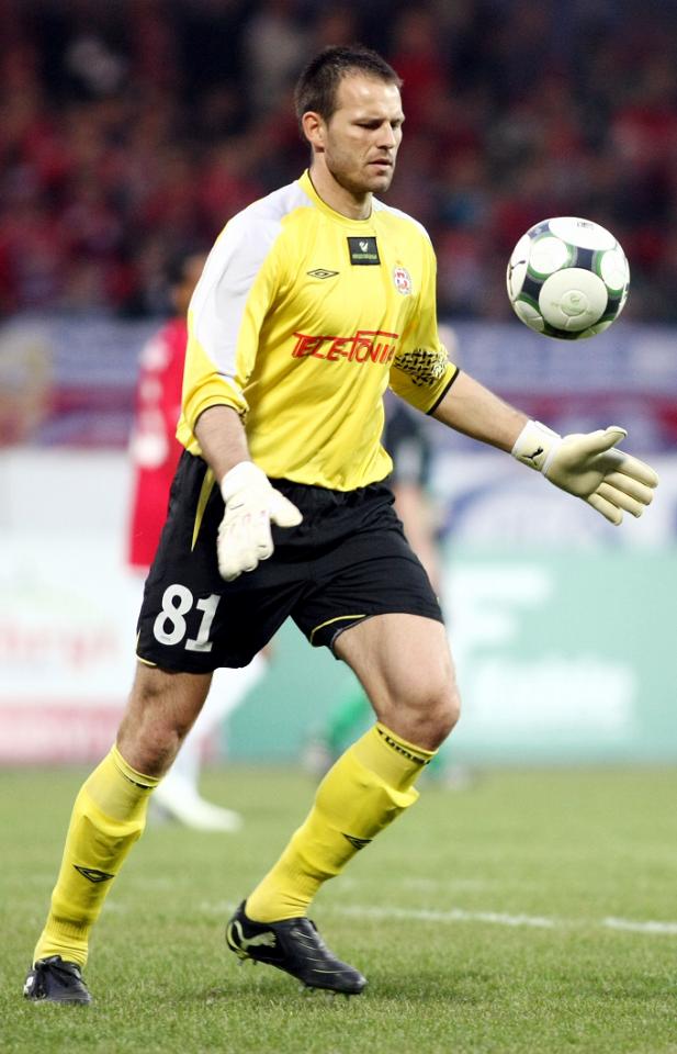 Mariusz Pawełek.