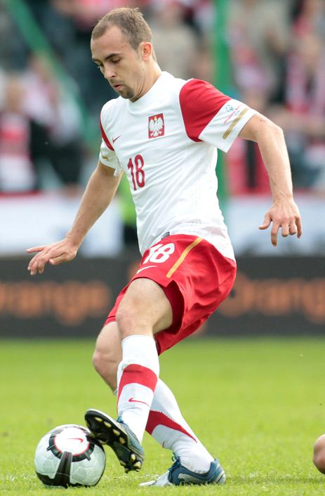 Adrian Mierzejewski.