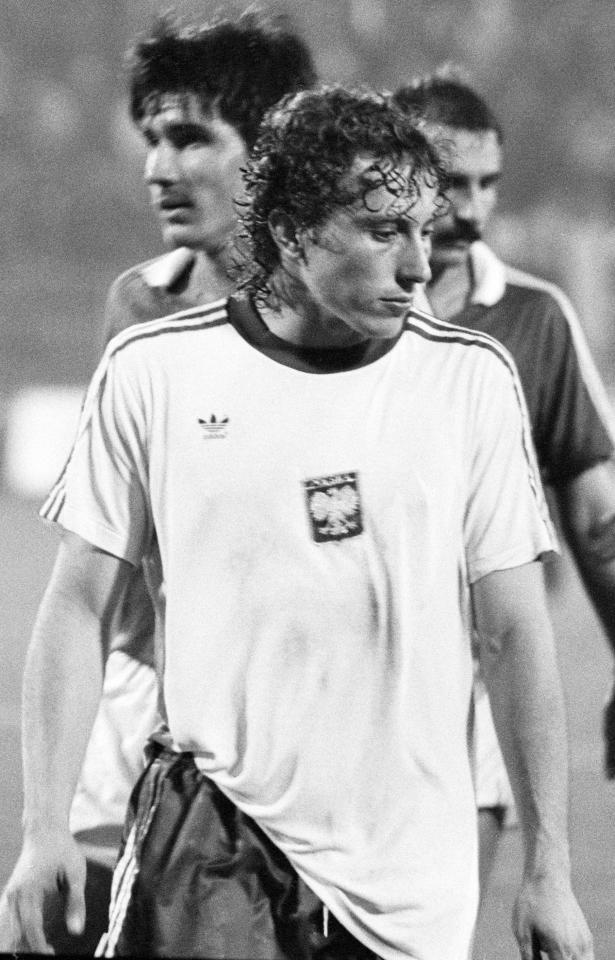 Ryszard Tarasiewicz - porównanie piłkarzy