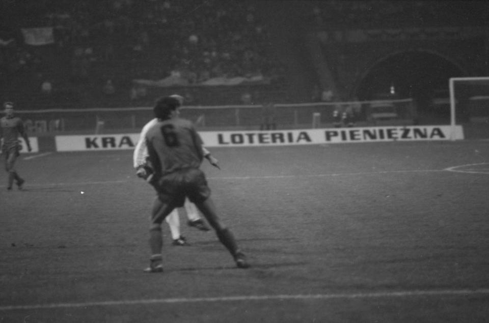 Polska - Albania (19.10.1988)