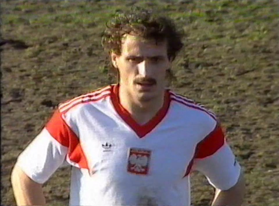 Główny bohater spotkania na Ullevaal – Jan Furtok. Napastnik Hamburga zdobył dwie bramki, wydatnie przyczyniając się do efektownego zwycięstwa nad Norwegią.