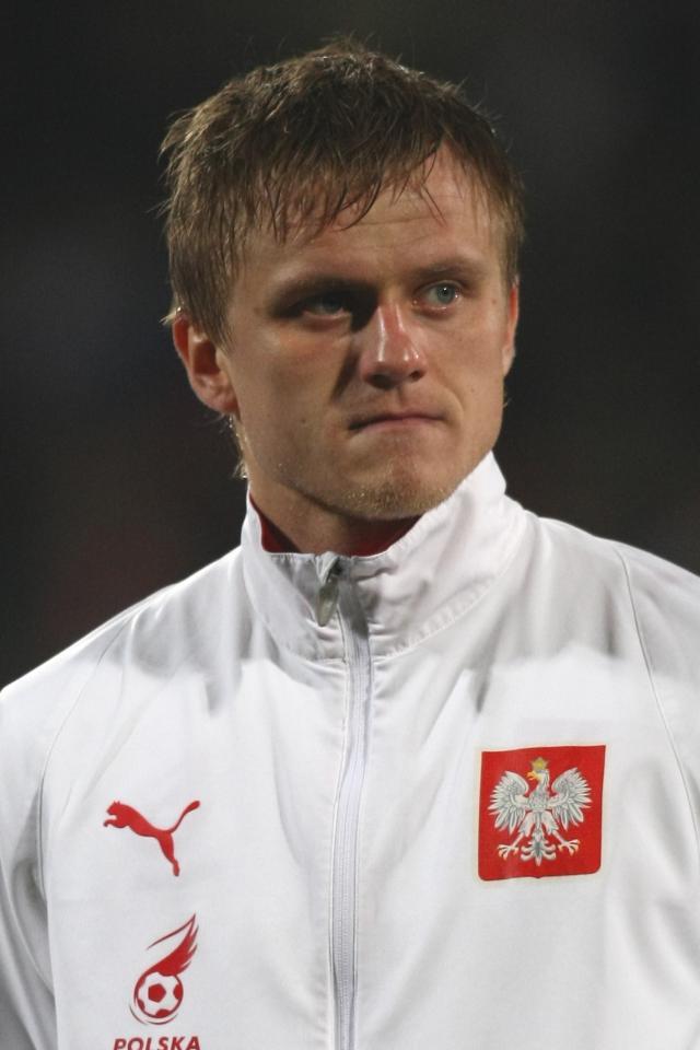 Mariusz Lisowski jeden z pozytywnych bohaterów meczu z Estonią