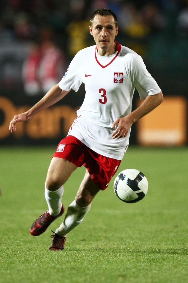 Paweł Golański w meczu z Estonią strzelił debiutanckiego gola w kadrze